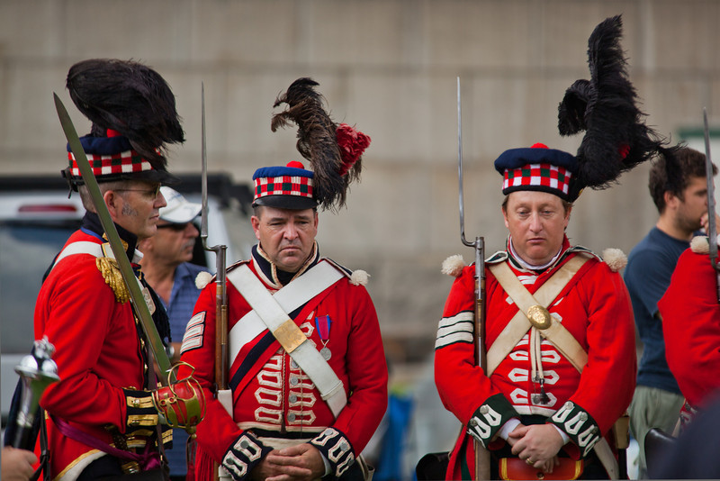 Miserable Colonial Soldiers: Australia Day, 2011