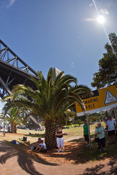 Australia Day by FIsheye
