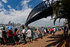 Australia Day Under the Bridge (2011)