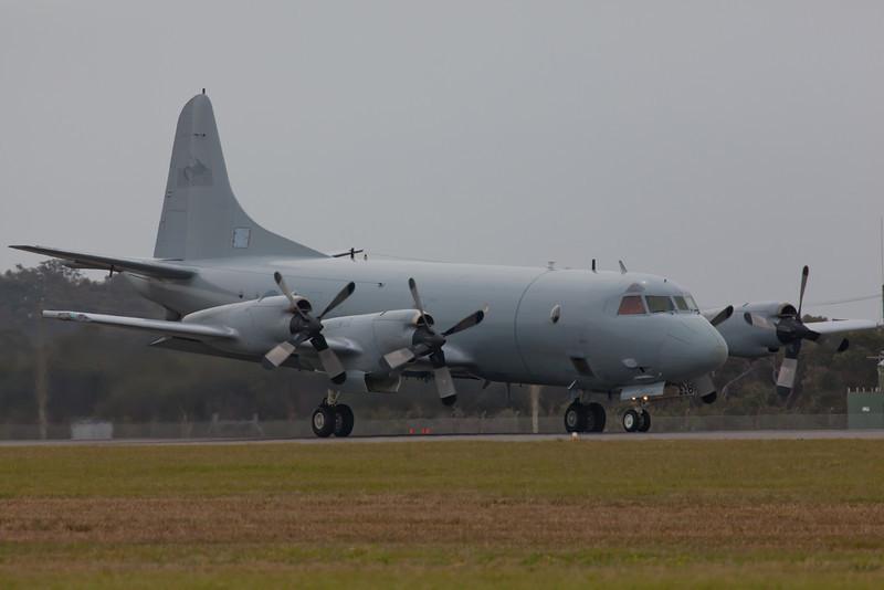 Lockheed Martin AP-3C Orion Maritime Patrol Aircraft