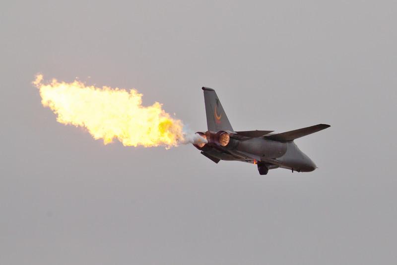 F111 Dump and Burn
