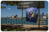 Follow the Wynberg Flag 175: Destination Sydney: Sydney Opera House from Bradfield Park