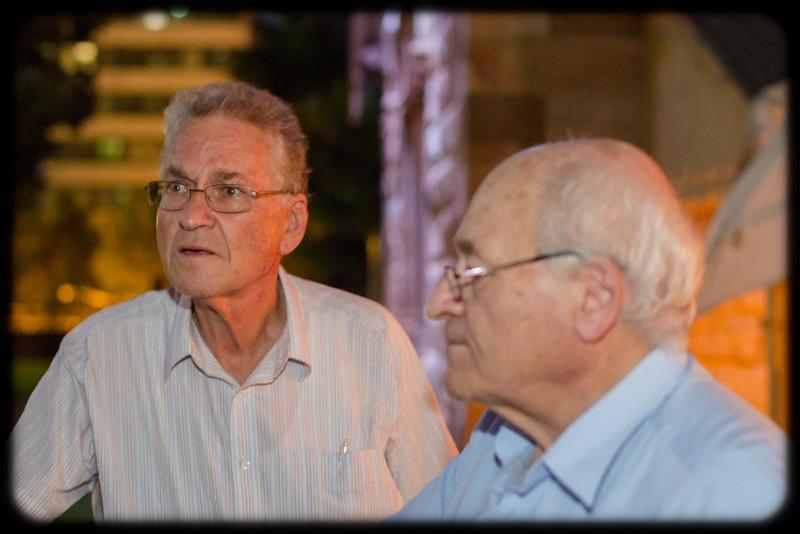 Follow the Wynberg Flag 175: Destination Sydney: Alan Nathan (!961) & Julian Myers (1955)