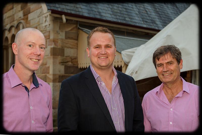 Follow the Wynberg Flag 175: Destination Sydney: Jeremy Joubert (1988), Simon Hopkins (1999), Graham Owen (1972)