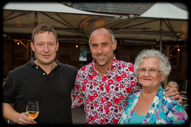 Follow the Wynberg Flag 175: Destination Sydney: Jim Cooke (1986), Paddy Upton (1986) and Carole England