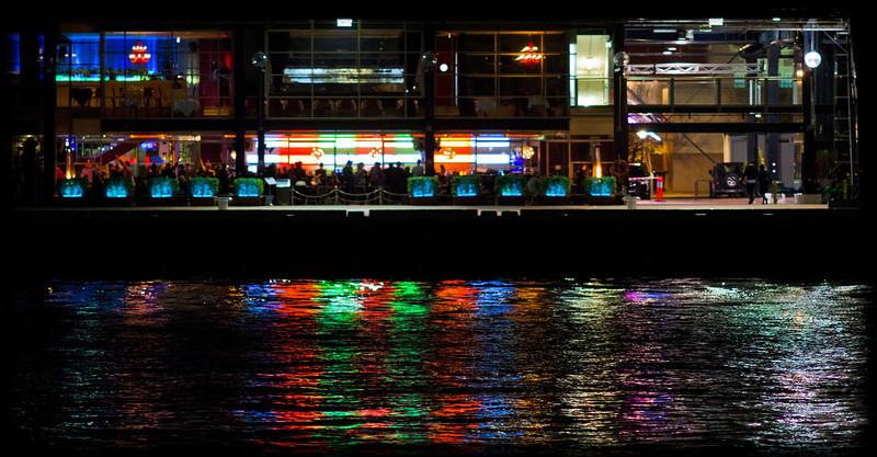 Overseas Passenger Terminal at Night