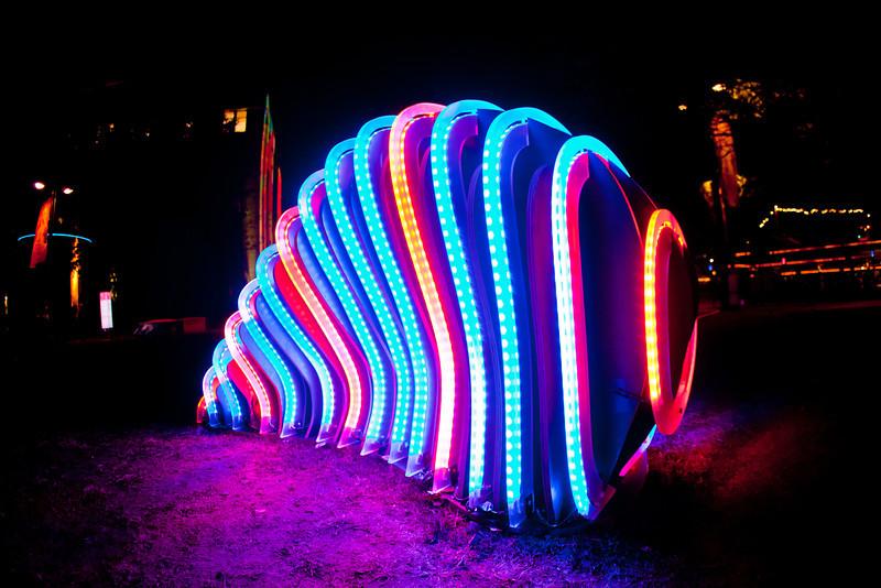 Vivid Festival: aLf: