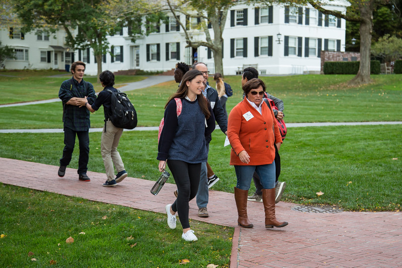 Fall Parents Weekend -2017