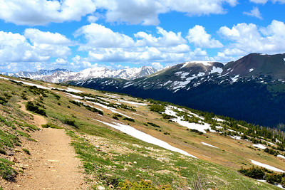 Ute Trail--Rocky Mountains National Park