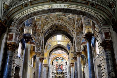 S. Maria Dell` Ammiraglio--Palermo, Sicily