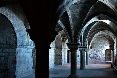 Abbey--Mont Saint-Michel, France