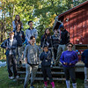 Honors Biology Class Field Trip with Dutchess  Day School