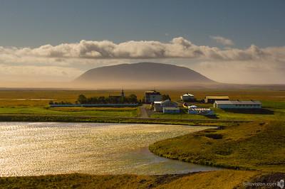 Skútustaðagigar Pseudocraters, Mývatn area, IcelandSeptember 04, 2007Image Number: 200706174