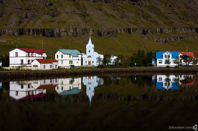 Seyðisfjörður, IcelandSeptember 03, 2007Image Number: 200705731