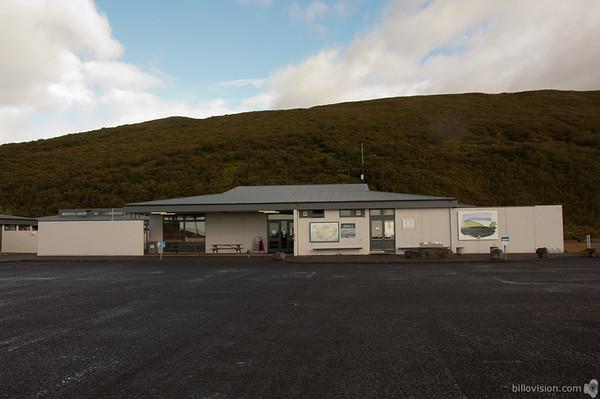 The visitor centre at Europe's largest national parkSkaftafell National Park, IcelandSeptember 01, 2007Image Number: 200704948