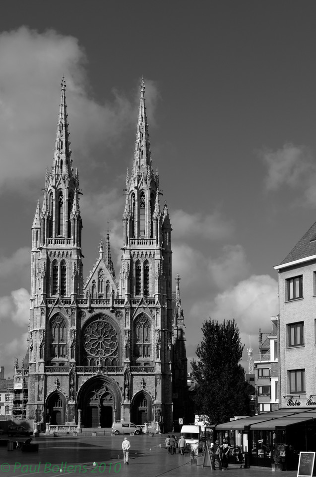 St. Peter's & St. Paul's Oostende
