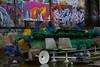 Glebe Tram Sheds: Heaps of Colour