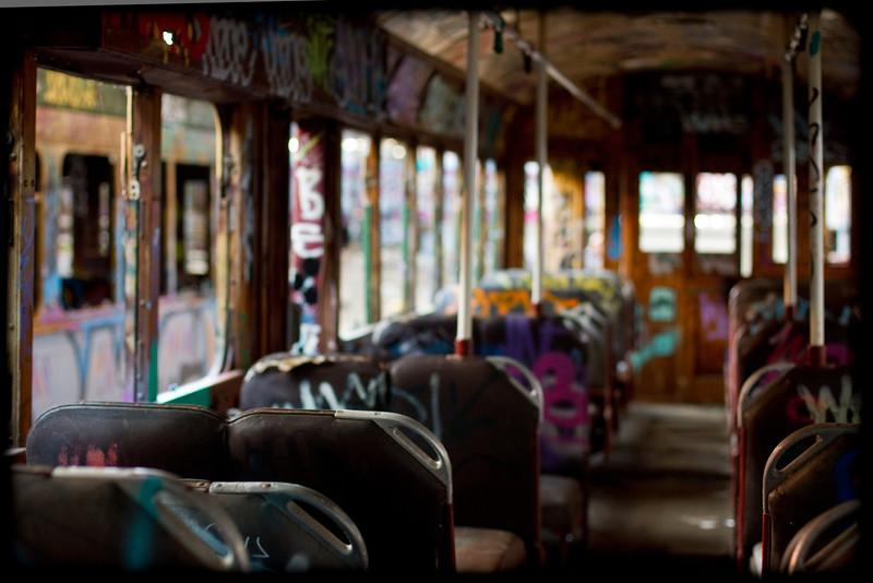 Glebe Tram Sheds: Tickets Please!