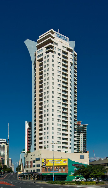 Pacific Internation Apartments, Brisbane