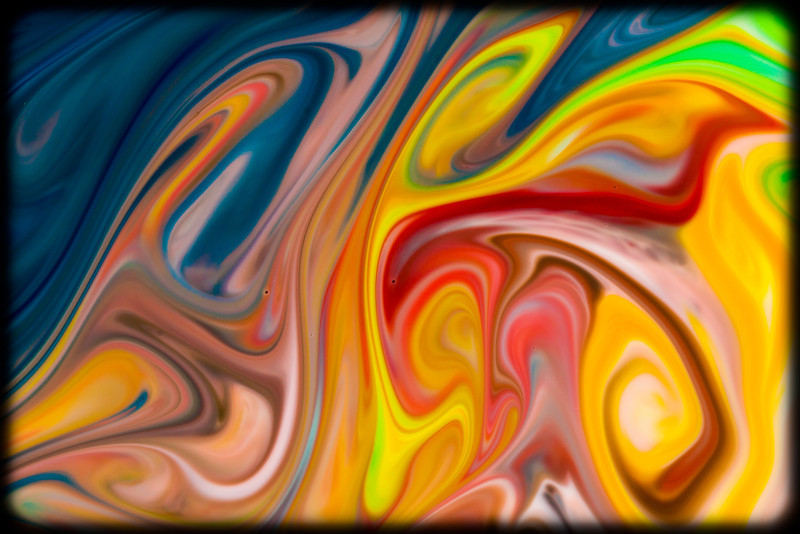 Colour Abstract