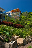 Modern Apartment set amongst cultivated greenery. Brisbane, Australia