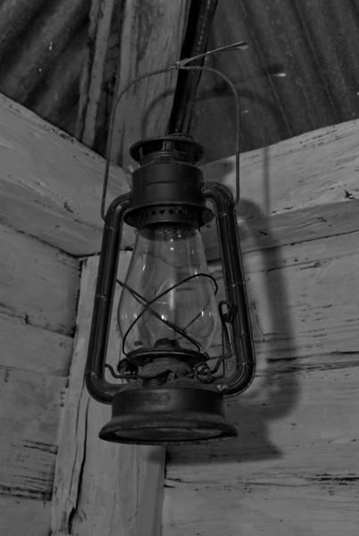 Old Fashioned Paraffin/Kerosene Lantern