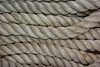 White Heavy-duty Nylon Mooring Rope