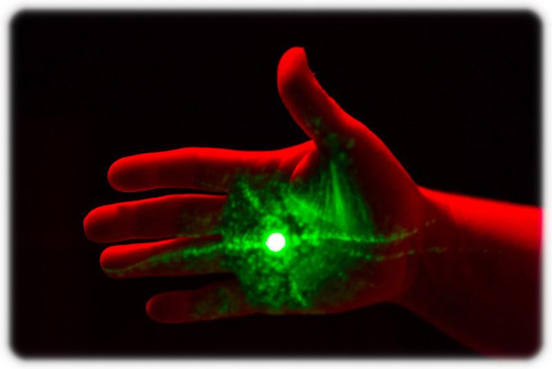 Light in Hand