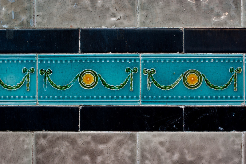 Ornate Wall Tiles