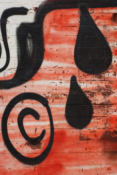 Urban Textures: Graffiti