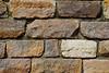 Sandstone Brick Wall Texture