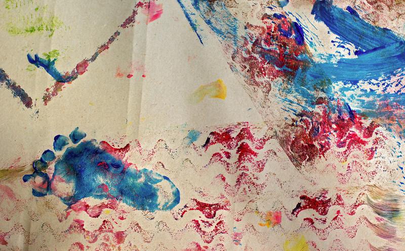 Child Craft Textures