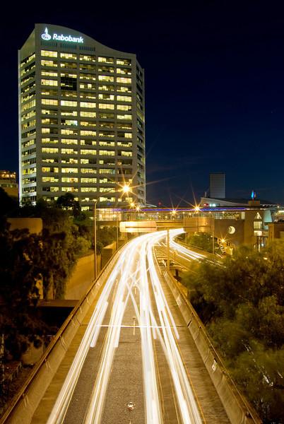 Sydney Evening Rushhour: Western Distributor
