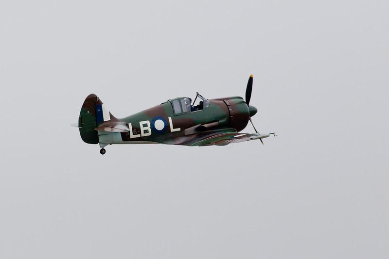Commonwealth CA-12 Boomerang Taking Off