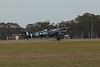 Supermarine Spitfire Mk VIII Landing (Property of Aviation Museum) (A58-758/VH-HET)