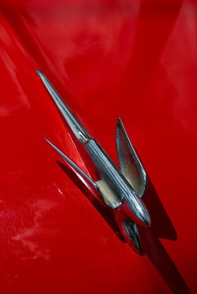 Car Bonnet/Hood Emblem