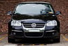 Black VW Jetta
