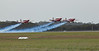 Pilatus PC-9A: Roulettes Aerobatics Team