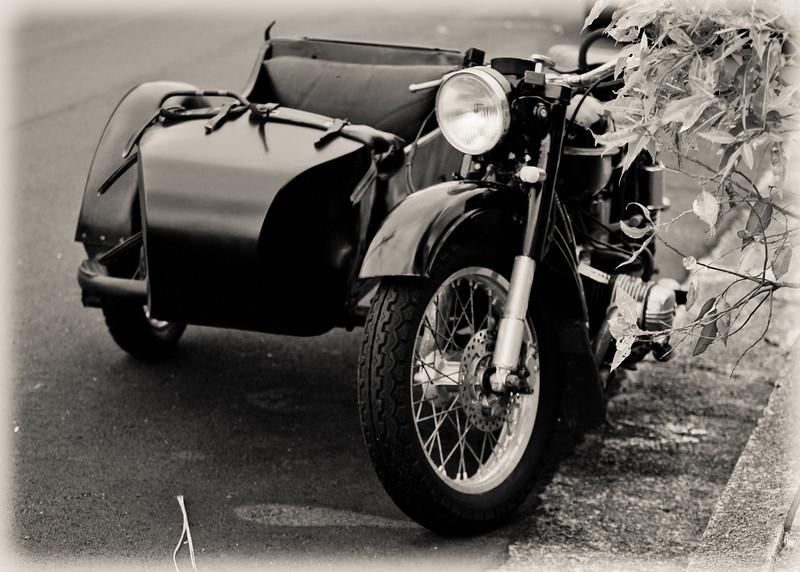 Retro Sidecar