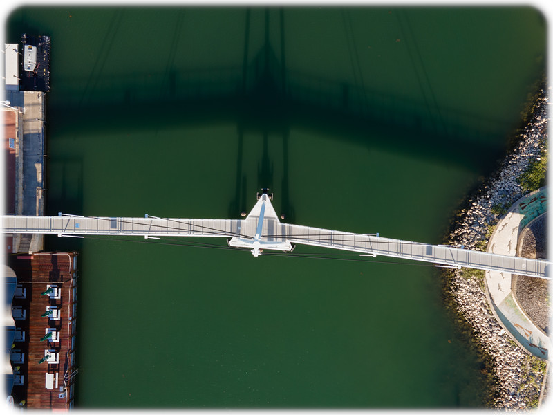 City of Mandurah Ocean Marina Footbridge
