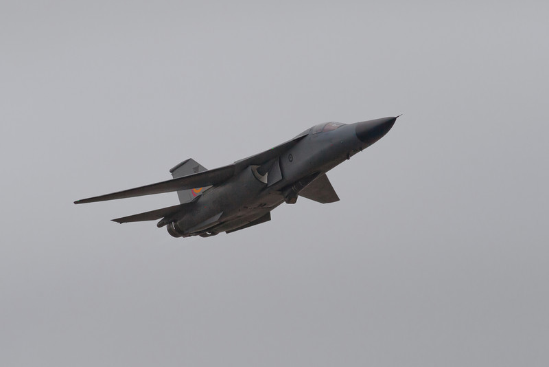 Australian Defence Force Air Show: F111 Jet