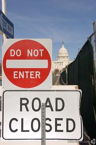 National Capitol, Washington, DC, United States March 05, 2006 Image Number: 200605158