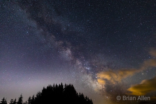 Stars, Milky Way and Long Exposures