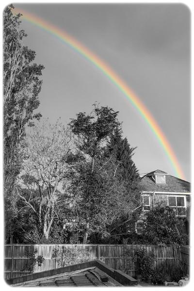 Monochrome Rainbow