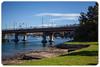 Spit Bridge Over the Middle Harbour