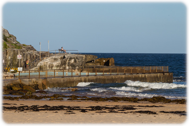 Queenscliff Tidal Pool, Sydney