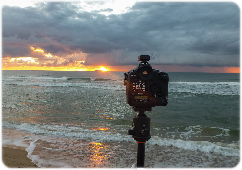 Shooting the Dawn