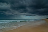Heavy Clouds ahead of a Storm at Warana Beach