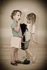 Little Miss Singer and Little Miss Dancer