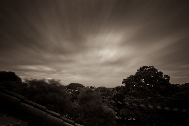 Gloomy  North Shore Evening